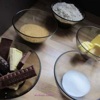 ingredients peses