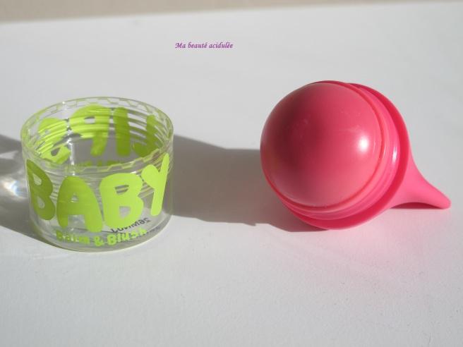 baume et blush bb lips