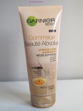 gommage garnier