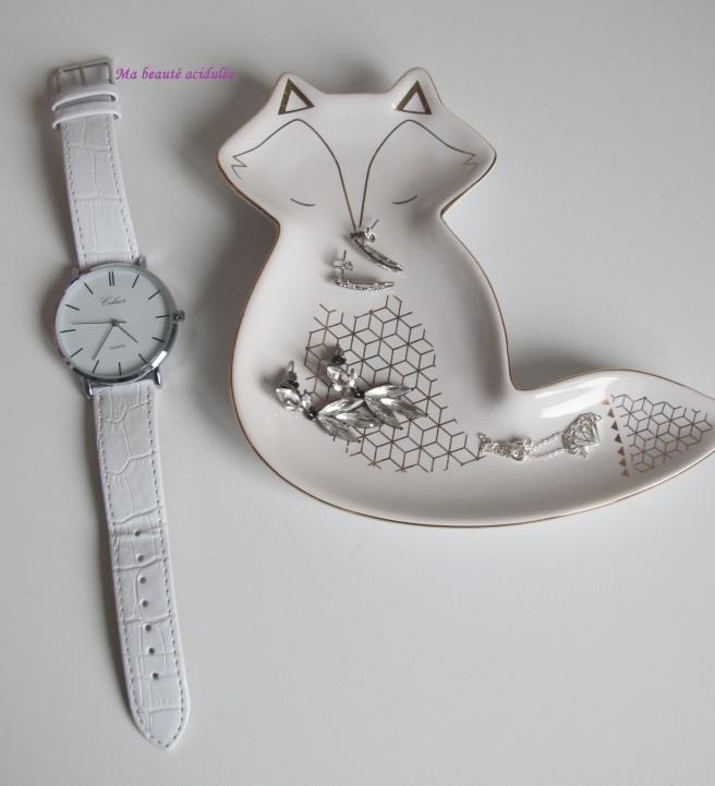 renard + bijoux