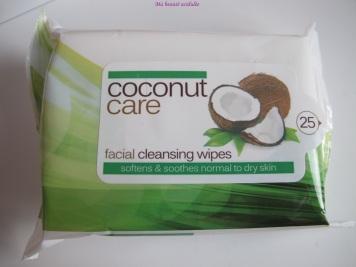 lingettes coconut