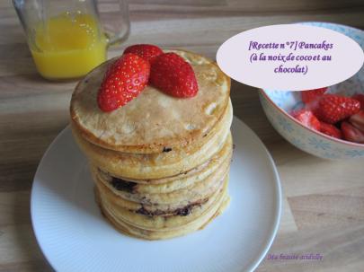Miniature pancakes