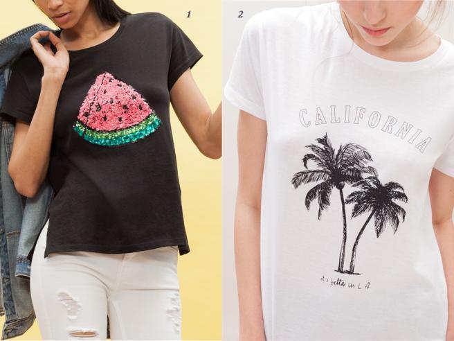 vêtements tendance tropical exotique palmier fleur feuillage été mode 2