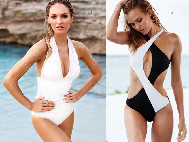 victorias secret maillots de bain été tendance bikini une pièce couleur (1)