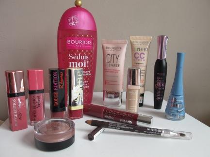 marque bourjois maquillage
