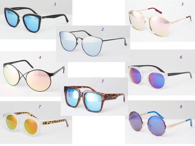 lunettes de soleil tendance été mode accessoires