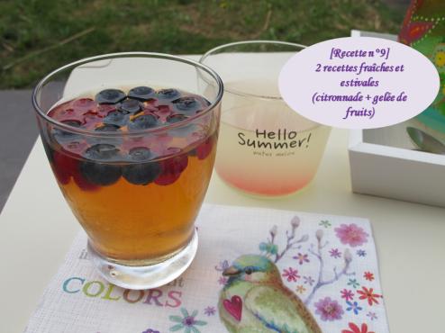 miniature 2 recettes fraiches estivales