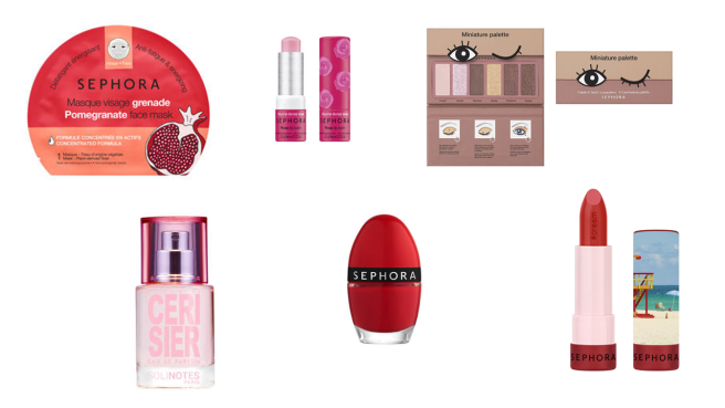 idées de cadeaux beauté fête des mères 2018 maquillage soin parfum moins de 10 euros mini budget
