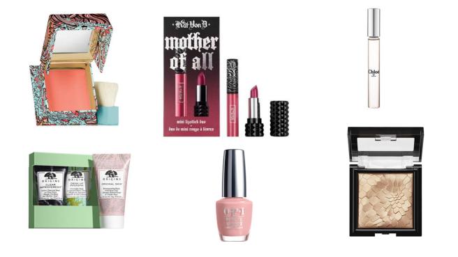 idées de cadeaux beauté fête des mères 2018 maquillage soin parfum moins de 20 euros petit budget