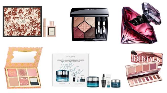 idées de cadeaux beauté fête des mères 2018 maquillage soin parfum plus de 50 euros gros budget