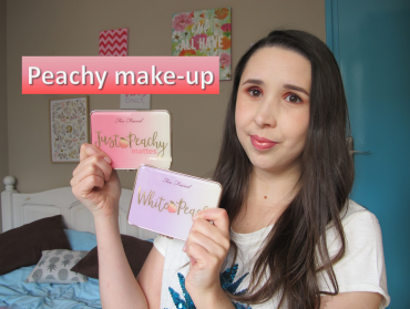 Peachy make-up miniature 2